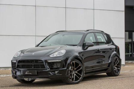Porsche Cayenne facelift 2015 on