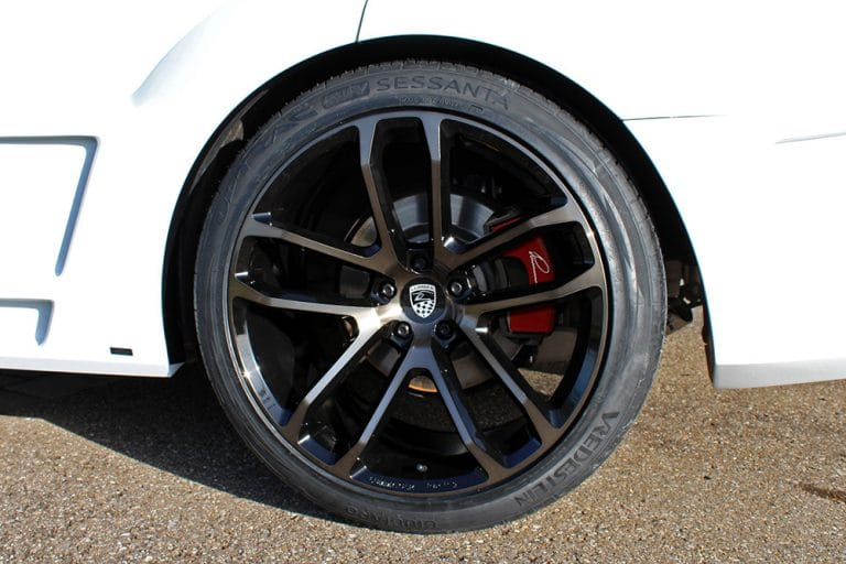 Wheel & tyre set