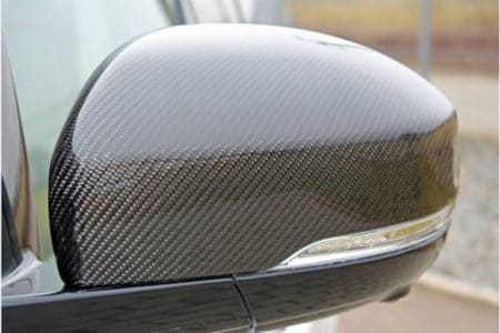 Exterior Carbon Fibre Upgrades